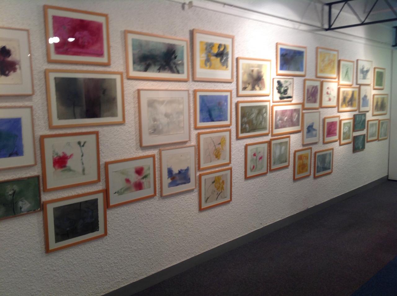 Anne Slacik Galerie Le Corbusier