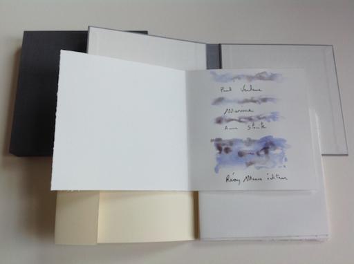 Anne Slacik Livres Peints S-Z
