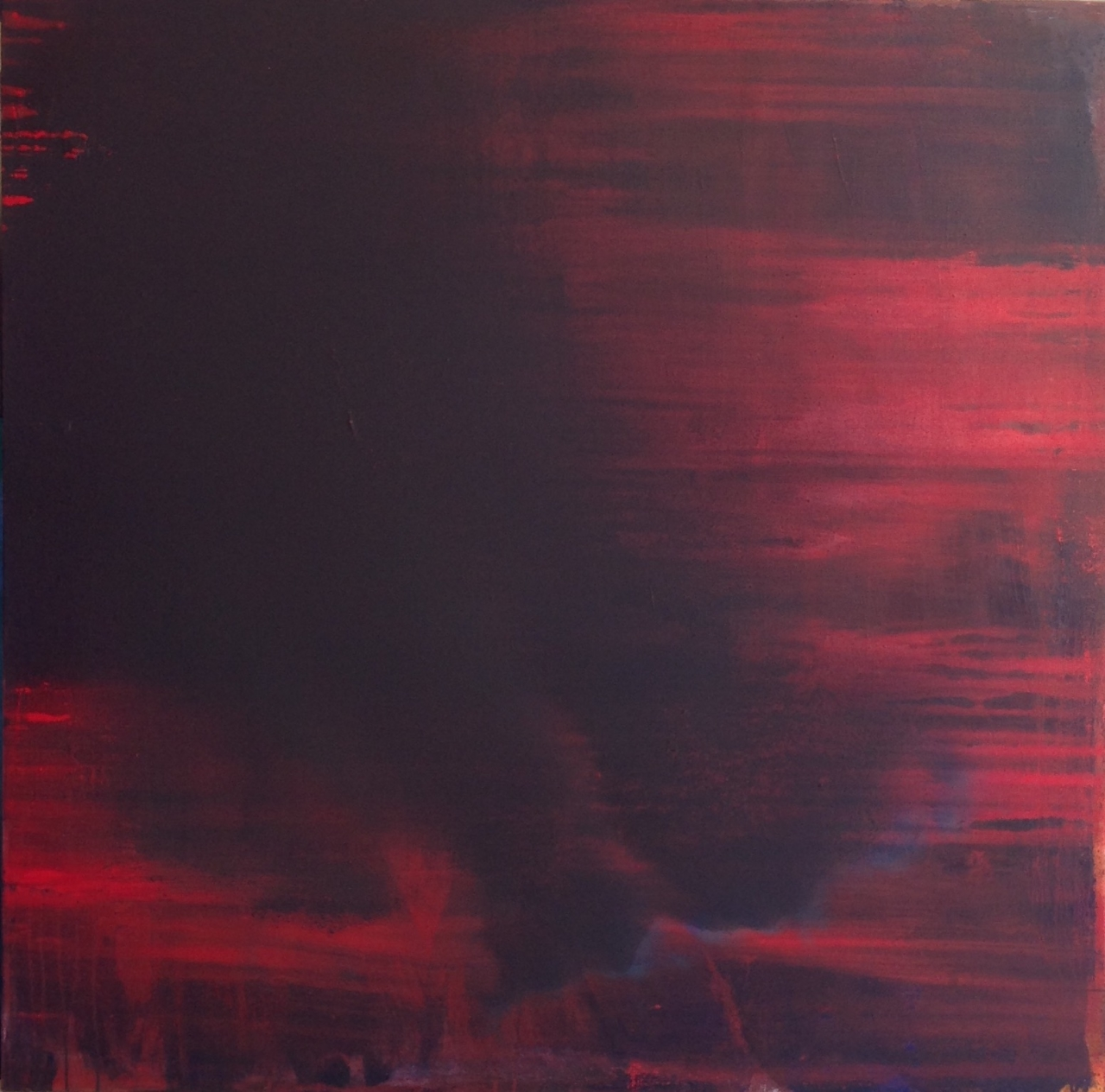Anne Slacik Peintures <br>2014 – 2016