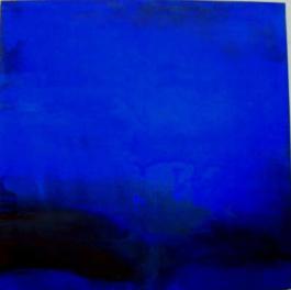 Anne Slacik Peintures bleues