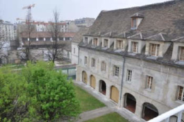 Anne Slacik Musée d'art et d'histoire de Saint-Denis