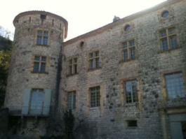 Anne Slacik Château de Vogüe