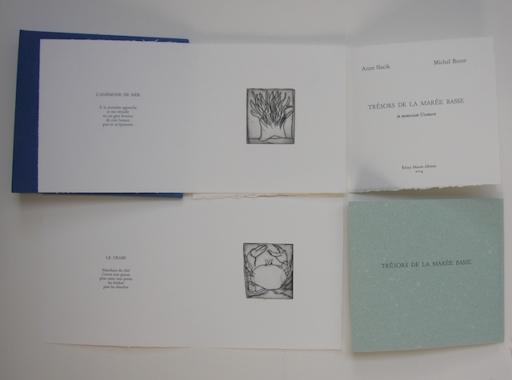 Anne Slacik Livres Peints A-C